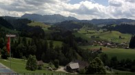 Archived image Webcam View from the Berghaus Eggiwil 08:00