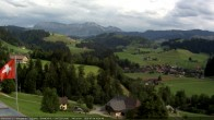 Archived image Webcam View from the Berghaus Eggiwil 12:00