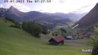 Archiv Foto Webcam in Boltigen-Eschi am Jaunpass 02:00