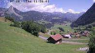 Archiv Foto Webcam in Boltigen-Eschi am Jaunpass 06:00