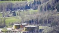 Archived image Webcam Umhausen: Vivea Hotel 15:00