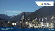 Archived image Webcam Tourism Center Davos 03:00