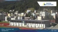 Archived image Webcam Tourism Center Davos 05:00