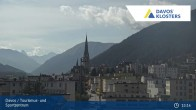 Archived image Webcam Tourism Center Davos 07:00