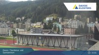 Archived image Webcam Tourism Center Davos 09:00