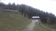 Archived image Webcam Mountain station Pradaschier 10:00