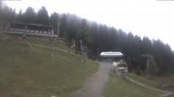 Archived image Webcam Mountain station Pradaschier 12:00