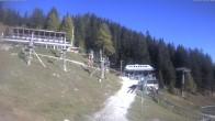 Archived image Webcam Mountain station Pradaschier 04:00