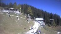 Archived image Webcam Mountain station Pradaschier 06:00