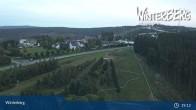 Archived image Webcam Winterberg: St. Georg Ski Jump 15:00