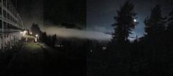 Archived image Webcam Schatzalp Hotel, Davos 23:00