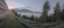 Archived image Webcam Schatzalp Hotel, Davos 05:00
