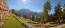 Archived image Webcam Schatzalp Hotel, Davos 09:00