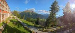 Archived image Webcam Schatzalp Hotel, Davos 15:00