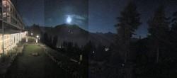 Archived image Webcam Schatzalp Hotel, Davos 19:00