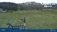 Archived image Webcam Bad Gastein - Snowpark Stubnerkogel 01:00
