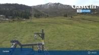 Archived image Webcam Bad Gastein - Snowpark Stubnerkogel 03:00