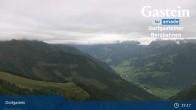 Archiv Foto Webcam Dorfgastein - Fulseck 21:00