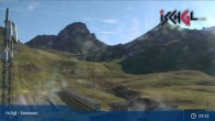 Archived image Webcam Funpark at Idalp (2.300m) 03:00