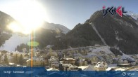 Archived image Webcam Ischgl: View towards Idalp 03:00