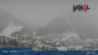 Archived image Webcam Ischgl: View towards Idalp 09:00
