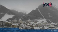 Archived image Webcam Ischgl: View towards Idalp 13:00