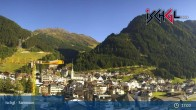 Archived image Webcam Ischgl: View towards Idalp 21:00
