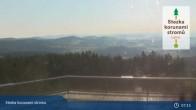 Archived image Webcam Reservoir Lipno 01:00