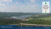 Archived image Webcam Reservoir Lipno 03:00