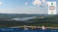 Archived image Webcam Reservoir Lipno 05:00