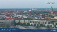 Archiv Foto Webcam München: Livestream am Hauptbahnhof 04:00