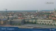 Archiv Foto Webcam München: Livestream am Hauptbahnhof 06:00