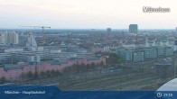 Archived image Webcam Munich (Bavaria) - Main Station 21:00