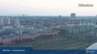 Archived image Webcam Munich (Bavaria) - Main Station 23:00