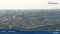 Archived image Webcam Munich (Bavaria) - Main Station 03:00