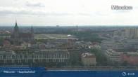 Archived image Webcam Munich (Bavaria) - Main Station 09:00