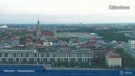 Archived image Webcam Munich (Bavaria) - Main Station 13:00