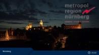 Archived image Webcam Nuremberg in Bavaria 23:00