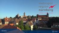 Archived image Webcam Nuremberg in Bavaria 01:00