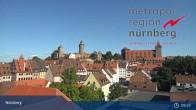 Archived image Webcam Nuremberg in Bavaria 03:00