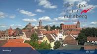 Archived image Webcam Nuremberg in Bavaria 05:00