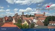 Archived image Webcam Nuremberg in Bavaria 07:00
