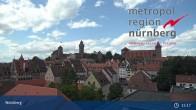 Archived image Webcam Nuremberg in Bavaria 09:00
