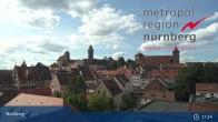 Archived image Webcam Nuremberg in Bavaria 11:00