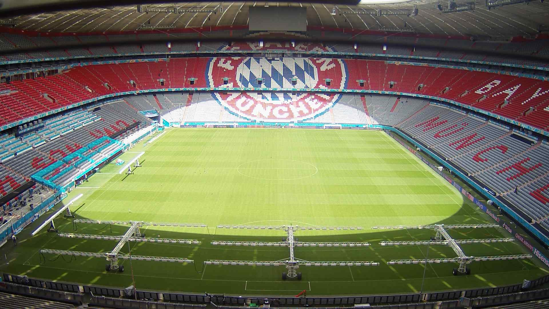 Webcam Allianz Arena In Munich Bavaria