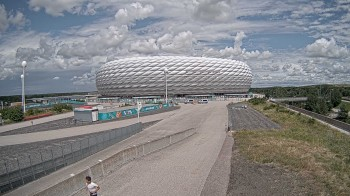 Allianz Arena Munich: Outdoor Cam