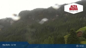 Alta Badia - Coz - Valley