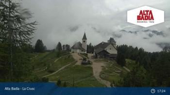 Alta Badia: La Crusc