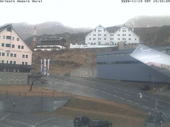Arlberg Hospiz hotel - St. Christoph