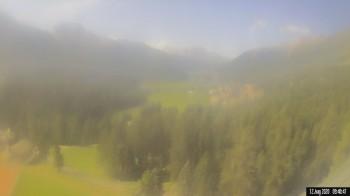 St. Moritz: Ausblick Hotel Suvretta House